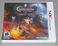 Castlevania: Lords of Shadow: Mirror of Fate for Nintendo 3DS Factory Sealed!