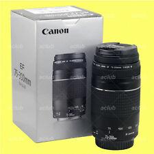 Genuine Canon EF 75-300mm f/4-5.6 III Lens EF 75-300 mm F4.0-5.6 Mark III MK 3