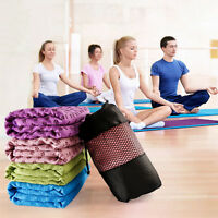 Yoga Mat Health Lose Weight Fitness Durable Thick Exercise Non-slip Pad