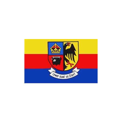 90 x 150 cm Fahne Nordfriesland Flagge ca Regionsflagge