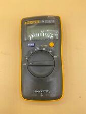 Fluke 101 Portable Handheld Digital Multimeter Device Only