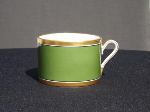 Richard Ginori Viscante Green Flat Coffee Cup Multiple Quantities