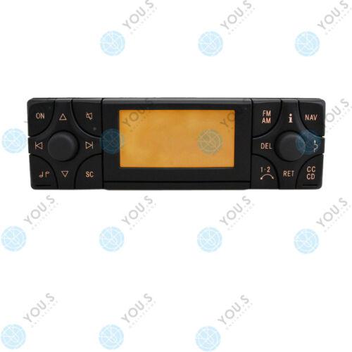Radio bouton molette Navi Radio Bouton Pour Mercedes SL r107 bo1150 APS bt-2