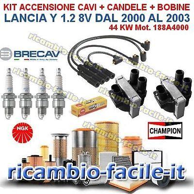 188A5000 2003 /> 10332//1 Bobina Accensione LANCIA YPSILON 1200 1.2 Kw 59 mot