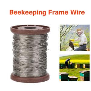0.55mm 500G alambre de acero inoxidable Fundación para la apicultura