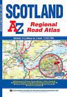 Scotland Regional Road Atlas by Geographers' A-Z Map Co Ltd (Paperback, 2016)