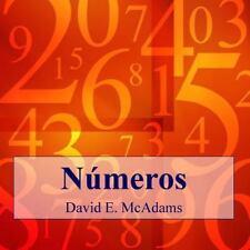 Libros de Matemáticas para Niños: Numeros by David McAdams (2016, Paperback,...