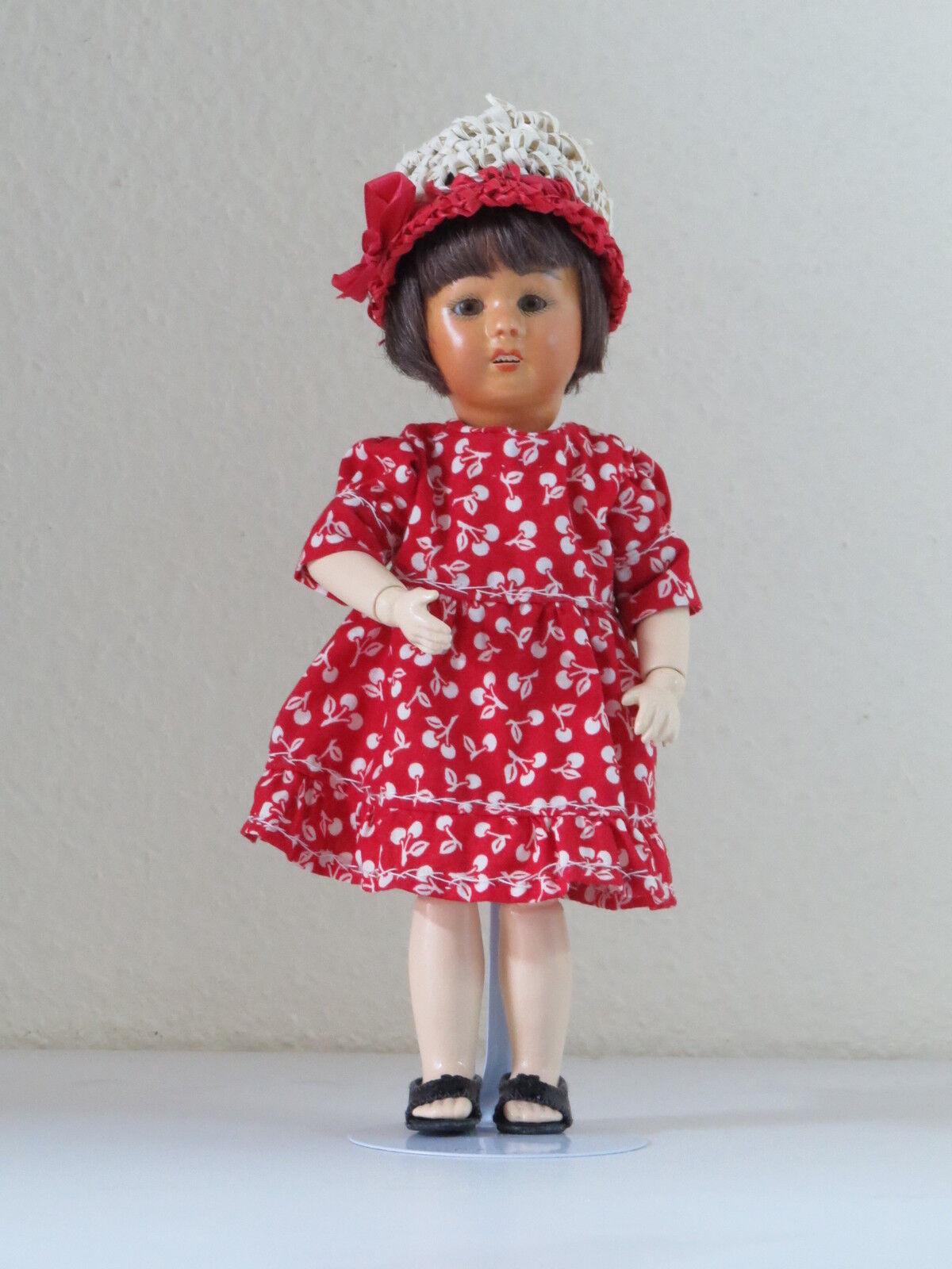 Loulotte  Un poco Asiática Nº 8 . 24 cm Muñeca creacióN Doll Asia