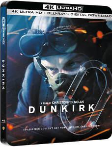 Dunkirk-Limited-Edition-Steelbook-Blu-ray-4K-UHD-BRAND-NEW