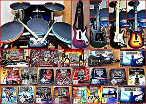 PS3-GUITAR-HERO-WAHL-LIVE-World-Tour-Aerosmith-Hits-GH-1-2-3-Rock-BAND-TOUR