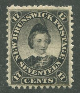 NEW-BRUNSWICK-11-MINT-VF