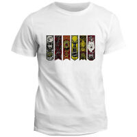 T-Shirt | Game of Thrones Inspired House Banners T Shirt Tee | Stark | TV Show