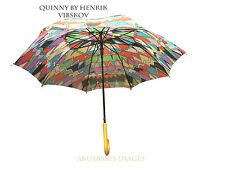 NEW QUINNY BY HENRIK VIBSKOV RAINBOW COLLECTIONS UMBRELLA UNISEX ADULTS OR KIDS