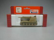 neu in OVP Roco 138 // 139 US Bergepanzer mit Kran T119//120 sehr alt
