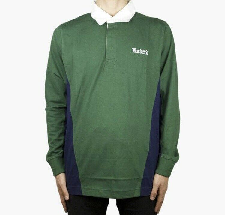 Undefeated Rugby L S Shirt Size Xl