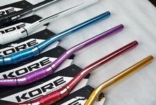 Compe Lite Mountain Bike 35mm Rise MTB Riser Bar 6061 Aluminum White 31.8