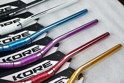 Bicycle Bike Mountain 31.8mm ENLEE XC//AM//FR Riser Handle Bar Handlebars 740mm