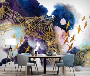 Details Zu 3d Abstract Textur H484 Tapete Wandbild Selbstklebend Abnehmbare Aufkleber Wend