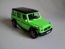 Mercedes-Benz G-Class leuchtgrün, Maisto Auto Modell ca.1:40