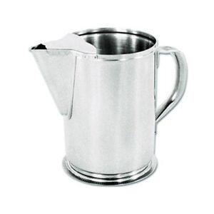 Stainless Steel Water Pitcher 64 Oz 646563000523 Ebay