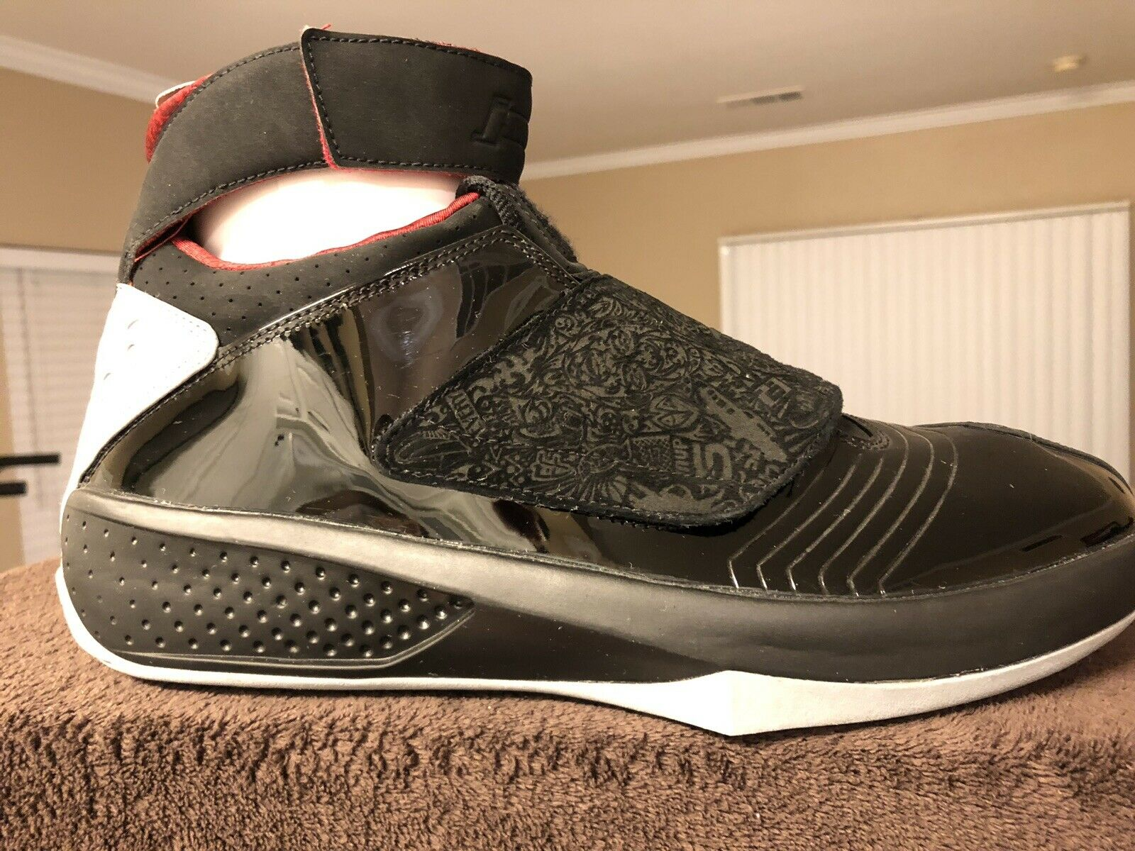 new products d5e39 76d66 Nike Nike Nike DS Air Jordan 20 Stealth Black Size 12 (2005) f07166