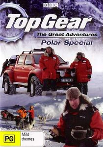 TOP-GEAR-The-Great-Adventures-POLAR-SPECIAL-NEW-DVD