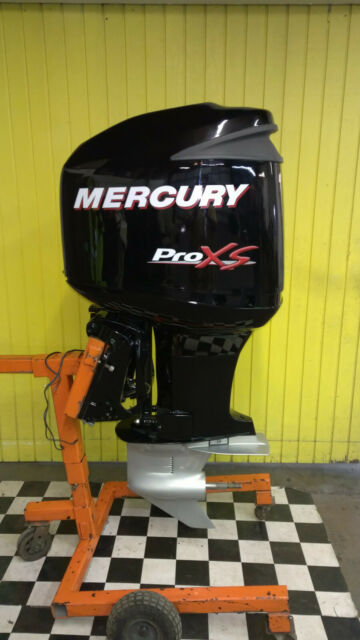 2013 Mercury OUTBOARD 250 ProXS 135hrs TRQ Master 2 LOWERUNIT /1 YR