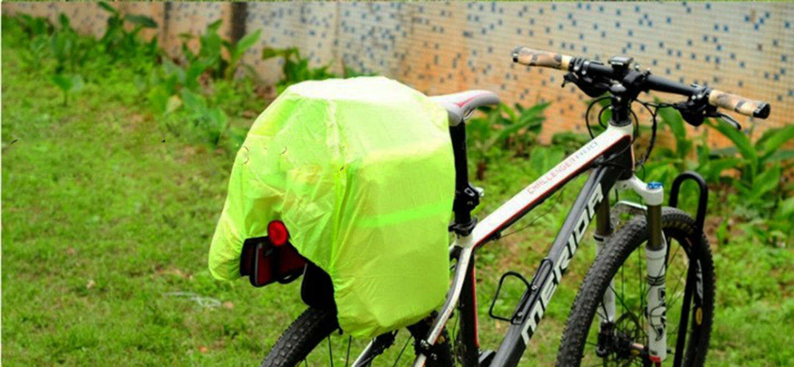 Alforjas Triple Triple Triple Desmontable Impermeable Bicicleta + Funda Alta Visibilidad 3592 53a8bf