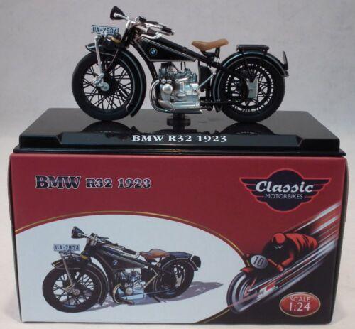 Tracked 48 Post Classic Motor Bike 4658124 BMW R32 1923 1//24 Scale