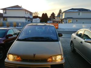 Pontiac Transport SE