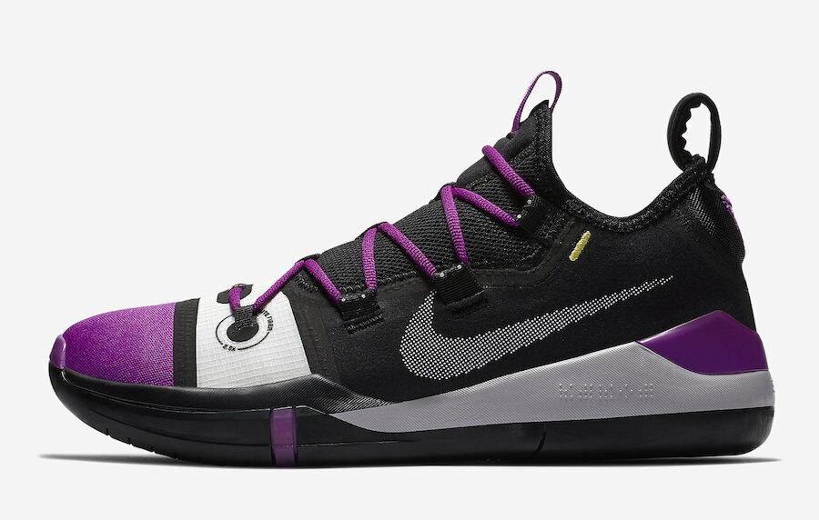 Nike KOBE AD Exodus Basketball shoes  Vivid Purple  AV3555 002 -Sz 10 -New