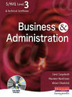 S/NVQ Level 3 Business & Administration Student Book by Pearson Education Limited (Mixed media product, 2006)