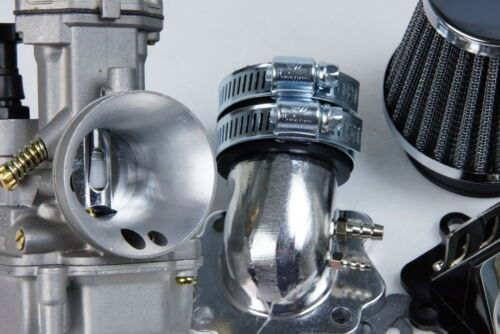 Power intake  28mm PWK Carburetor for Yamaha BWS 50cc YW50 after 2003