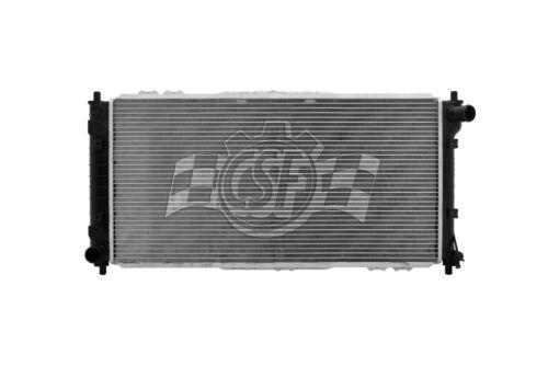 Radiator-1 Row Plastic Tank Aluminum Core CSF 2941 fits 00-02 Mazda 626