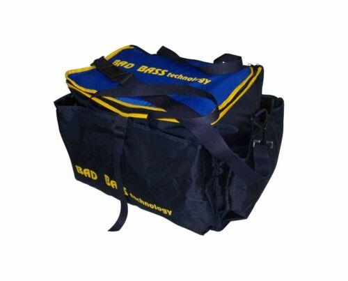 D3200045 Borsone Bad Bass 30x50x40 accessori pesca mare Surfcasting         RNG