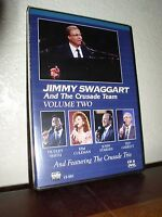 Jimmy Swaggart And The Crusade Team: Volume Two (cd & Dvd,new)