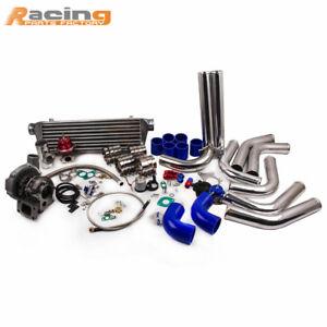 For Nissan td42 Turbocharger + Wastegate + Intercooler+