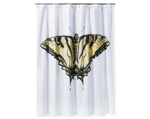 Swallowtail Butterfly Still By Mary Jo Hoffman Shower Curtain NEW
