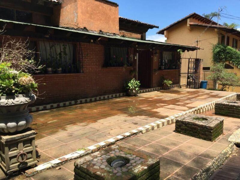 Casa en venta en Avandaro, Valle de Bravo