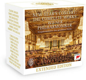 Various Artists - New Year's Concert - The Complete Works - Extended Edition [Ne