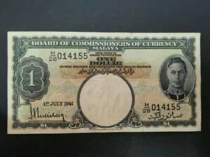 BOCOC-Malaya-1941-1-dollar-H28