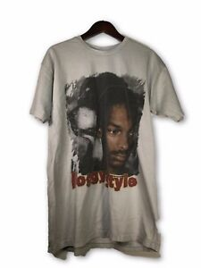19608529342c5 Image is loading Vintage-VTG-90s-Snoop-Dogg-Doggystyle-White-T-