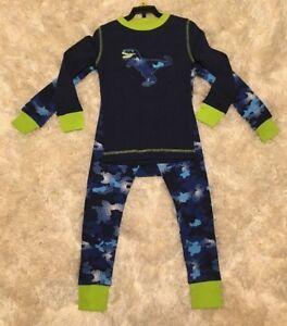 Kirkland Signature Boys 3 Piece Mix and Match Organic Cotton Pajama ... 1ae9164af