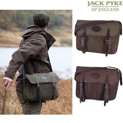 Jack Pyke Game Bag Green Green