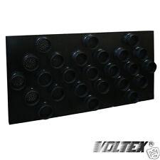 "VOLTEX 72"" L X 36"" H X 2"" D LED LIGHT DOT TRAFFIC SIGN ARROW BOARD BAR W/ DIMMER"