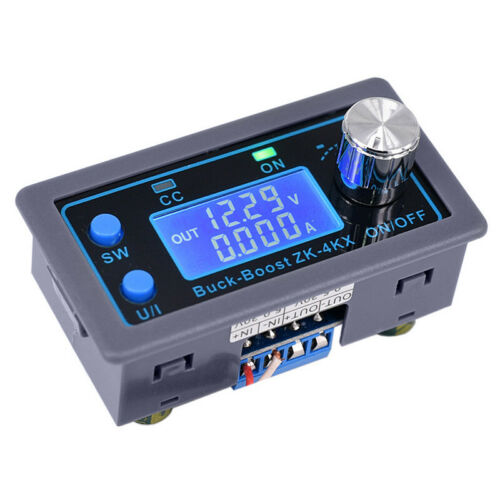 1X ZK-4KX CNC DC DC Buck Boost Wandler CC CV 0,5-30 V 4 ein Leistungs Modul W8F4