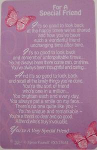 "Pocket Keepsake Messages/""You/'re Such A Special Mum/"" Wallet//Purse Heart"
