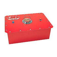 Jaz Pro Sport Fuel Cell 12 Gallon red steel can w/safety foam an-08 pickup/vent
