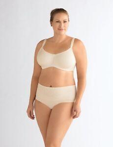 acf18915c7 Details about NEW amoena annette flexi underwire mastectomy bra off white  44028