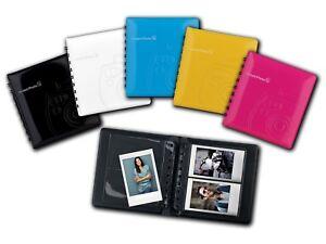"""64 tasche FOTO ALBUM Caso Storage per Fujifilm Instant Instax Mini Film 3/"""""""